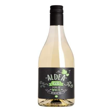 Вино безалкогольное Aldea Verdejo сухое белое 0,75 л