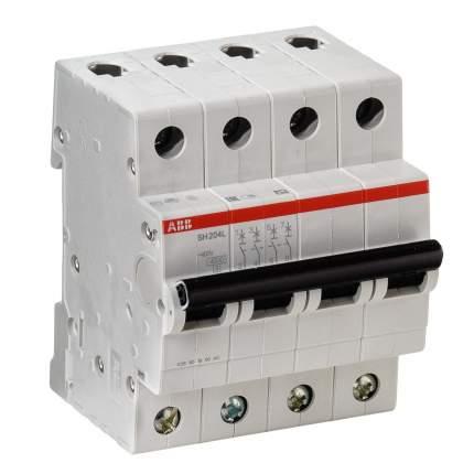 Автоматический выключатель ABB SH204L 4P C40, 4,5kA, 2CDS244001R0404