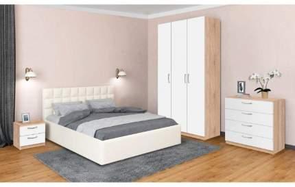 Боровичи-мебель Модульная спальня Лотос 3