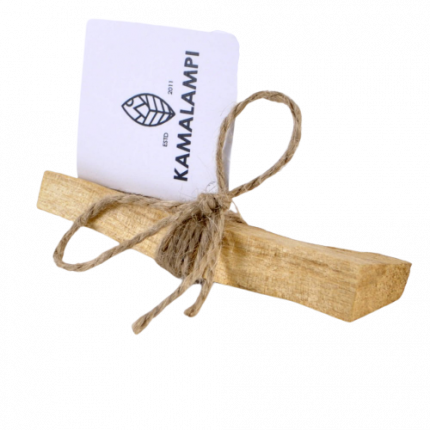 Палочки ароматические дерева Пало Санто Kamalampi, 1 штука