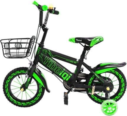 Детский велосипед Yibeigi V-12 зеленый