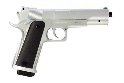 Пистолет  Galaxy Colt 1911 Silver spring (G.053S)