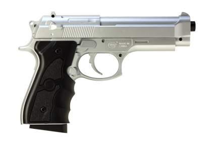 Пистолет Galaxy Beretta M92 Silver spring (G.052S)