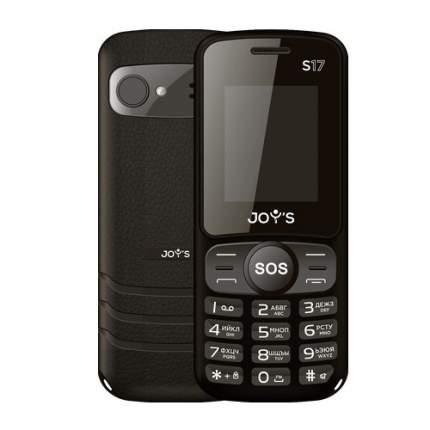 Мобильный телефон Joys S17 DS Black