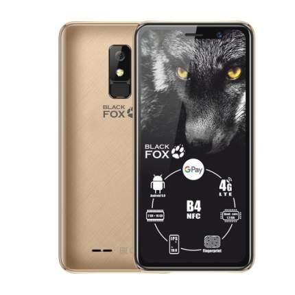 Смартфон Black Fox B4 NFC 2/16GB Gold