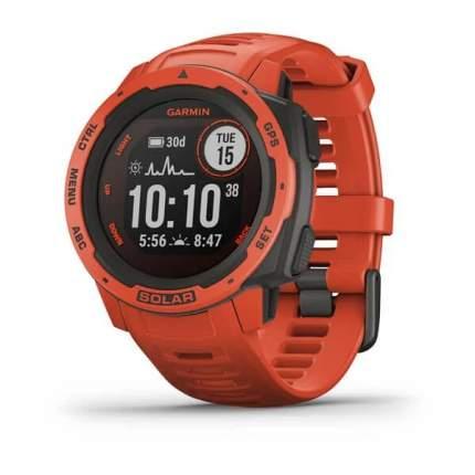Спортивные наручные часы Garmin Instinct Solar 010-02293-20