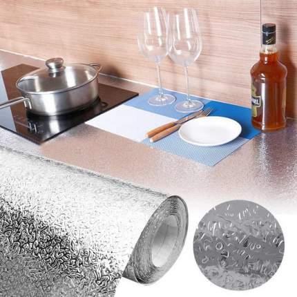 Алюминиевая фольга для кухни 60 см 300 см Aluminum Foil Sticker