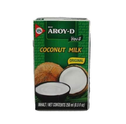 Молоко кокосовое Aroy-D  250мл уп 12шт