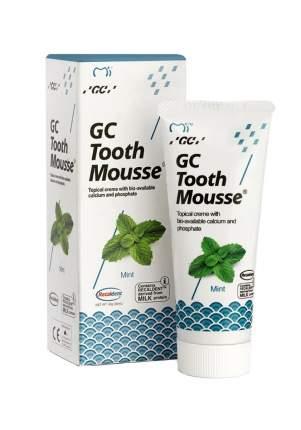 Зубной гель GC Corporation Tooth Mousse мята