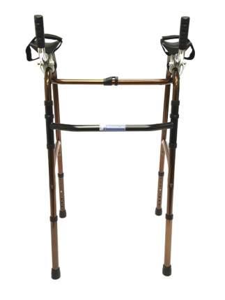 Ходунки с функцией шага и опорой под локоть LY-504-B серия Optimal-Alta