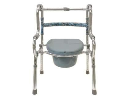 Кресло-туалет трансформируемое в ходунки 2 в 1