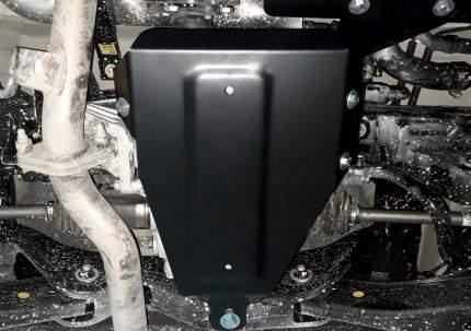 Защита редуктора Автоброня Kia Seltos CVT 4WD 2020-н.в., сталь 1.8 мм, 111.02847.1