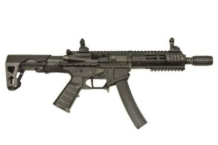 Пистолет пулемет King Arms PDW 9mm SBR M-LOK (KA-AG-220-BK)