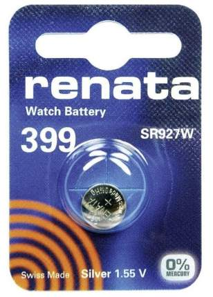 Батарейка Renata 399 SR927W/1BL