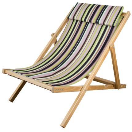 Кресло-шезлонг Дубравия Sunny KRF-GS-016 разноцветный