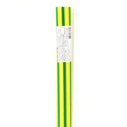 Трубка тонкостенная термоусаживаемая GTI-3000, желто-зеленая, 18 мм/6 мм, GTI-3000 18/6 GS