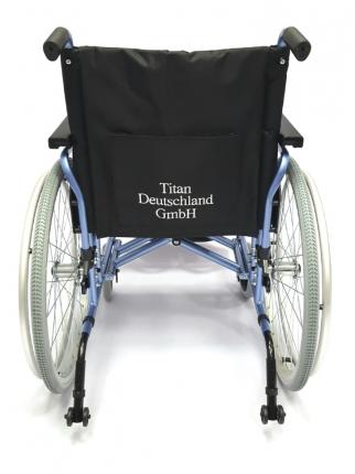 Кресло-коляска инвалидная LY-250 HERO 4 шир.сид. 46 см