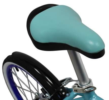 Велосипед Welt Pony 20 2020 Aqua Blue/Blue