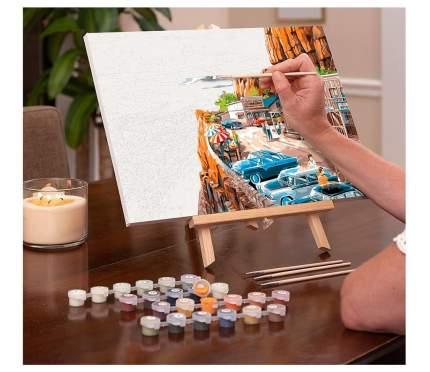 Картина по номерам Paintboy Original PKC 76044 Женщина-кошка 30*40