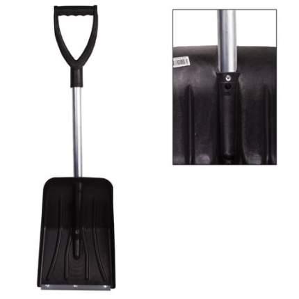Лопата универсальная BERCHOUSE, автомобильная, пластиковая, 25х34х95 см