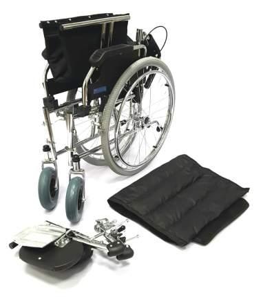 Кресло-коляска инвалидная LY-710 TiStar 45см PU литые