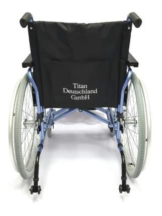 Кресло-коляска инвалидная LY-710 TiStar 42см PU литые