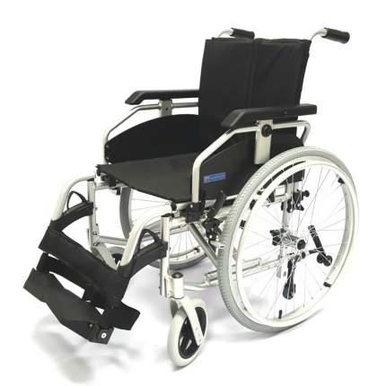 Кресло-коляска инвалидная LY-710 шир.сид. 46см литые цвет чёрный