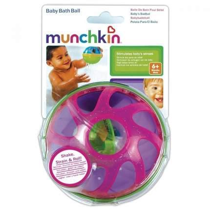 Игрушки для ванны Munchkin мячик розовый bath ball