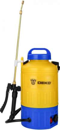 Аккумуляторный садовый опрыскиватель DEKO DKSP09 065-0941 без АКБ и ЗУ
