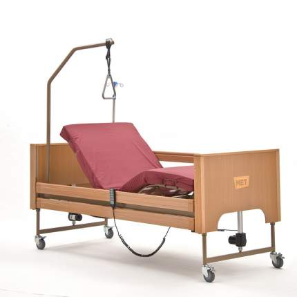 Кровать функциональная медицинская с регулировкой высоты MET TERNA