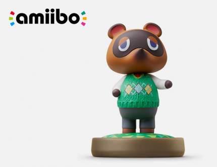 Фигурка Amiibo Том Нук (коллекция Animal Crossing)