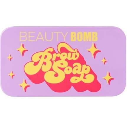 Мыло для бровей Beauty Bomb тон 01