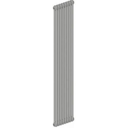 Радиатор трубчатый Zehnder Charleston 2180, 08 сек.1/2 ниж.подк. RAL0325 TL + кроншт