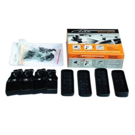 Крепежный комплект Skoda Rapid 12- к багажнику LUX 696795