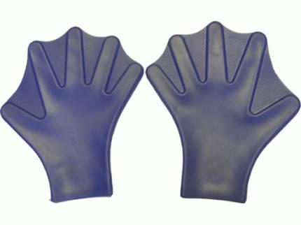 Перчатки для плавания Sprinter Лягушачьи лапки универсальные 6315 синие