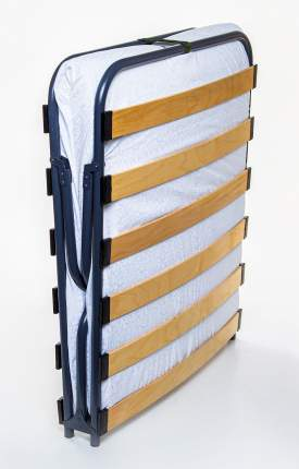 Раскладушка кровать с матрасом Душа Дома Orto-1 ортопедическая
