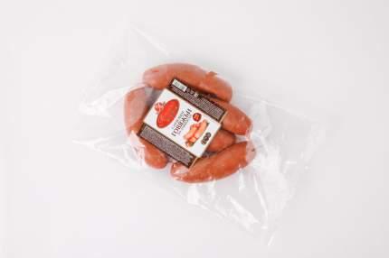 Сардельки Атяшево Говяжьи по-атяшевски категория Б в натуральной оболочке 1 кг