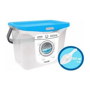 Емкость для стирального порошка, 6 литров (голубая лагуна)