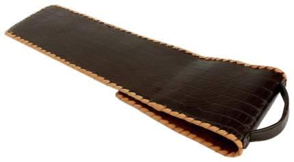 Чехол кожаный для шампуров 238366 570 мм коричневый