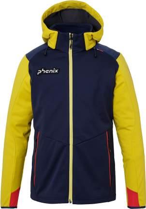 Горнолыжная куртка Phenix Norway Alpine Team Soft Shell Jacket (20/21) (синий)