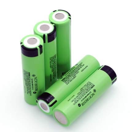 Аккумуляторные батареи LiitoKala 18650 5 шт. (A-NCR18650B-5)