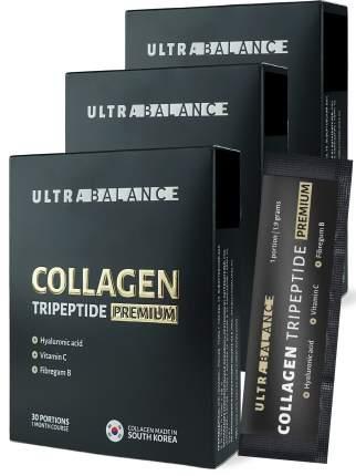 Коллаген порошок I типа UltraBalance для суставов, связок, кожи, волос 90 порций