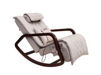Массажное кресло-качалка OTO Grand Life OT2007 ЛАТТЕ (Рогожка)