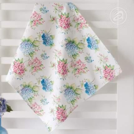 """Полотенце кухонное из рогожки """"Букет"""" 50х70"""