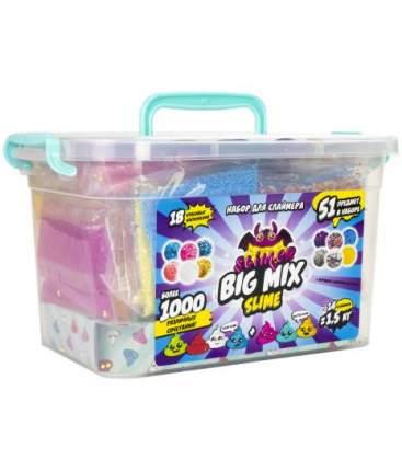 Наборы для создания слаймов Волшебный мир с игрушкой, Slimer, Big Mix Glue, 2 шт SR141