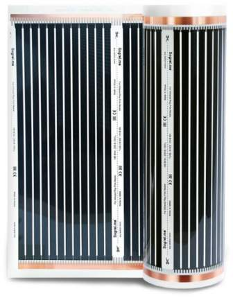 Пленочный теплый пол Sogreime на отрез, 210 Вт/м2, 1 м