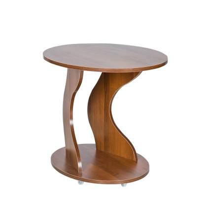"""Подкатной столик Leset """"Сатурн"""", орех"""