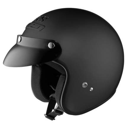 Открытый шлем IXS HX 104 Z4004 333 Black S