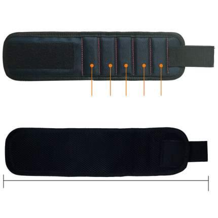 Магнитный браслет для мелочей (5 магнитов)