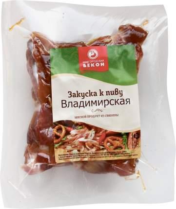 Закуска владимирская к пиву к/в 110г скин.нб